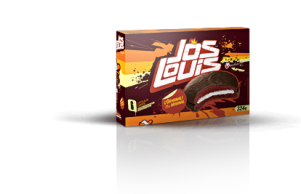 Photo of a box of Jos Louis