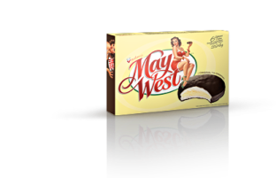 Picture of box of Mae West