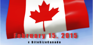 Canadian Flag Day 2015