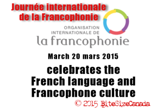 francophonie March20, 2015