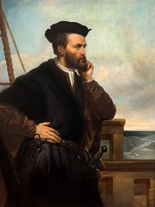 Portrait of Jacques Cartier